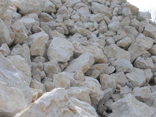 Kamień Bryły Głazy Biały Skalniaki Skarpy Ozdobny Ogrodowy Ogrodzenia