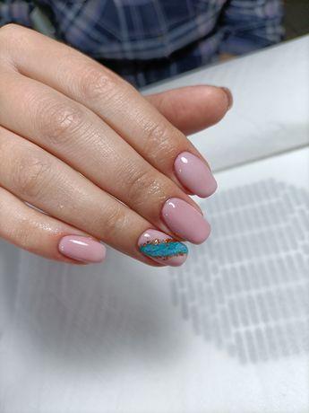 Rzęsy, Manicure, pedicure paznokcie hybrydowe aktualne!!!