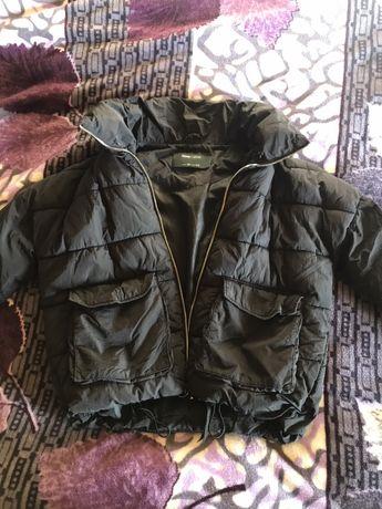 Зимова куртка,шапка+хомут