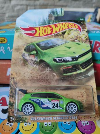 HotWheels Volkswagen Scirocco GT24 nowy