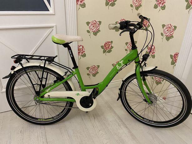 Велосипед детский Bergamont Belamini N3,велосипед городской для девочк