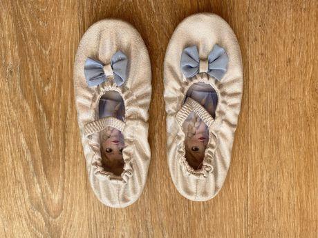 Baletki balerinki Kraina Lodu