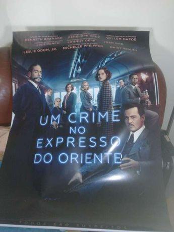 Poster filme crime no expresso oriente. Deadpool 2  pantera negra