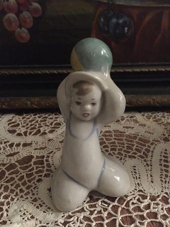 статуэтка  из серии «мое счастливое детство»- Полонное