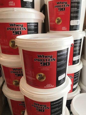 Протеин Activevites Whey Protein 90 2500 гр. есть BCAA гейнер креатин