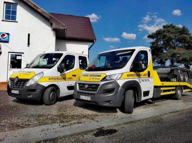 POMOC DROGOWA Wypożyczalnia autolawet, Usługi transportowe Europa