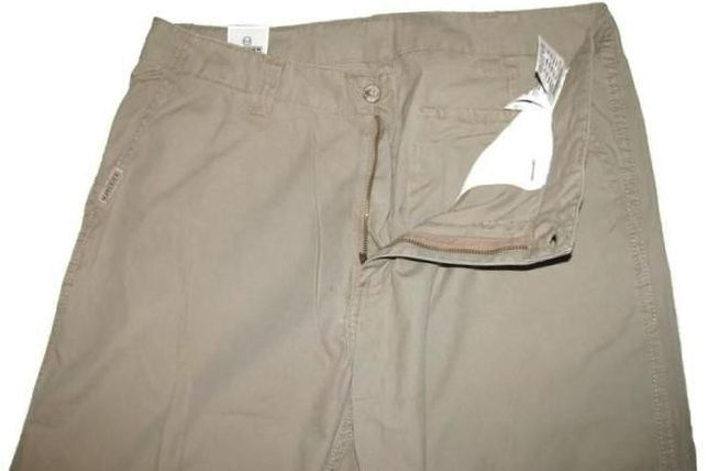 Maverick - spodnie - fason bojówki – rozmiar W32 x L34