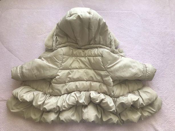 Куртка на девочку Mayoral
