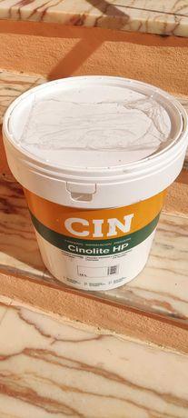 CIN  Cinolite HP  primário Fachadas e Interior. 15litros (Tinta)
