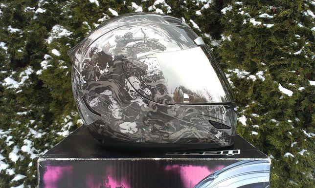 Kask motocyklowy icon airmada M rpha agv shoei nolan