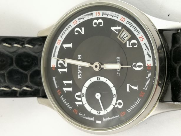Zegarek BURAN 3105 POLJOT / Plus Lombard