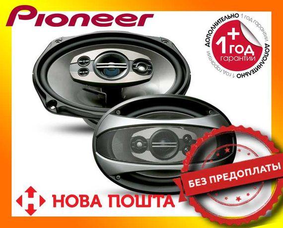 Автоколонки Pioneer TS6993 Колонки в Автомобиль Автоакустика Овалы 6х9