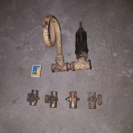 Підривний клапан для повітря, пару,аміаку тощо...СССР.