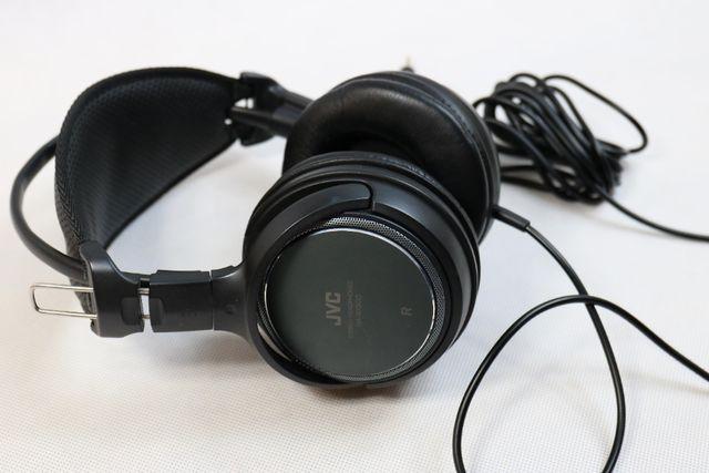 Słuchawki JVC HA-RX900-E CZARNE