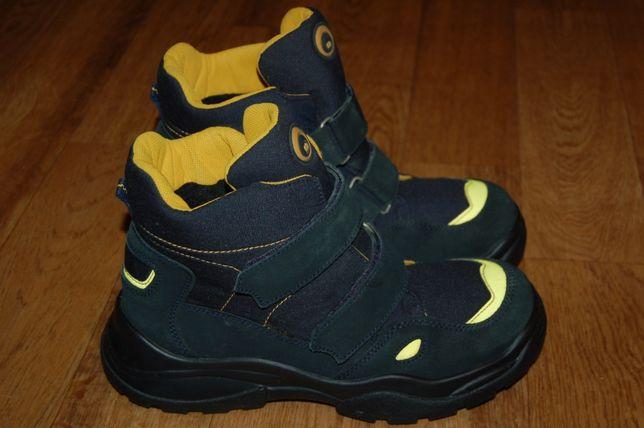 Зимние ботинки на мембране 40 р Elefanten GoreTex отличное состояние