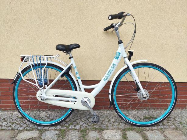 Przepiękny rower holenderski GAZELLE ESPRIT 28' D49 cm