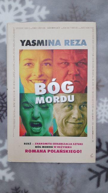 Bóg mordu, Yasmina Reza