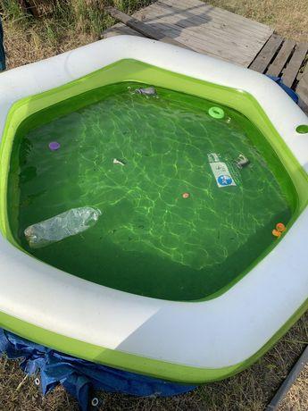 CRIVIT бассейн