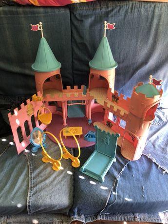 Castelo dos pequeno ponei anos 80