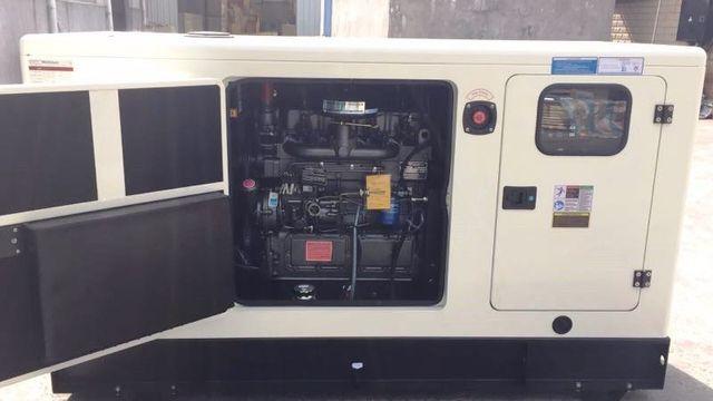 Дизельный генератор 165 кВА/ 120 Квт