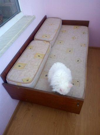 Ліжко розсувне б/в