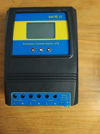 ATS 11kw -automatyczny przełącznik sieć- inwerter .
