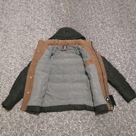 Зимняя куртка мужская 50р