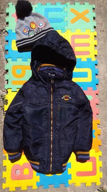 Куртка MEXX демисезонная + шапка в подарок