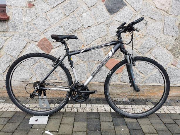 Rower mtb bergemont transmit shimano Alivio Sr Suntour