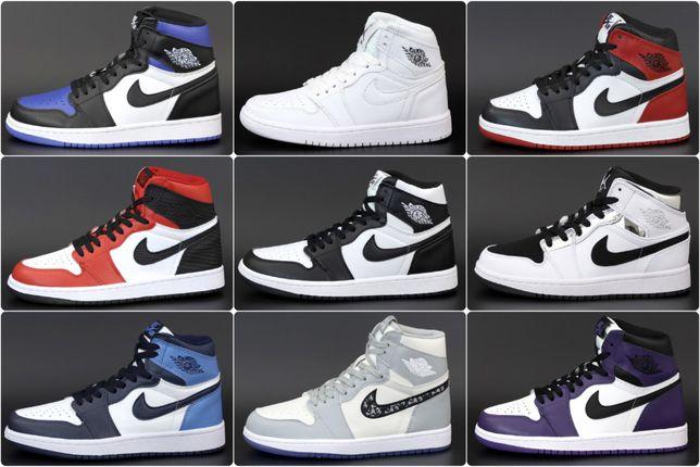 Женские кроссовки Nike Air Jordan 1 Retro. Выбор расцветок