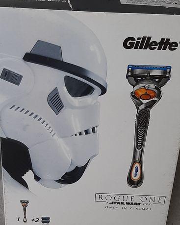 Gilett mache 5 nova na caixa nunca usada