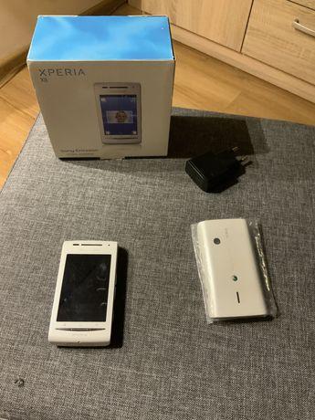 Sony Ericsson xperia X8 E15i działający
