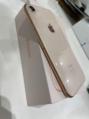 IPhone 8 gold rose 64g