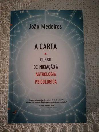 A carta de João Medeiros