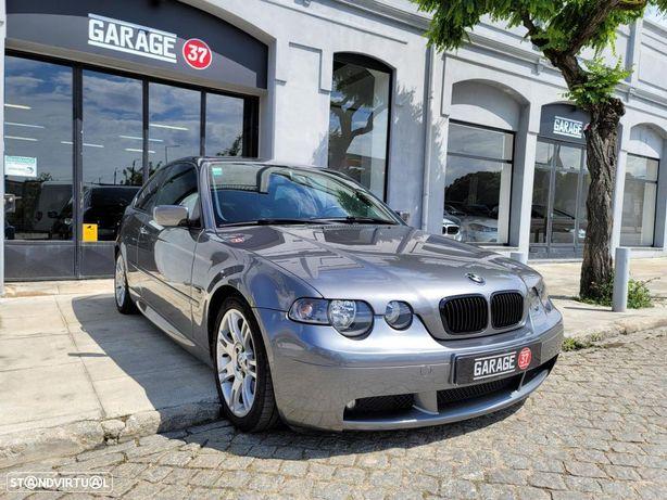 BMW 320 d Compact