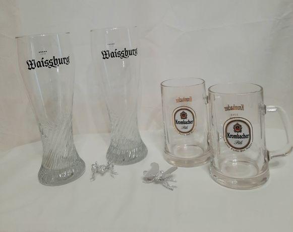 Бокалы для пива Waissburg, Krombacher
