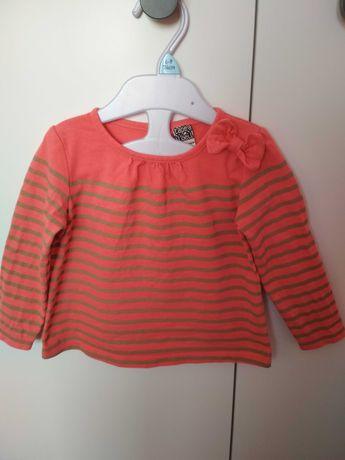 Bluzeczka dziewczęca 80