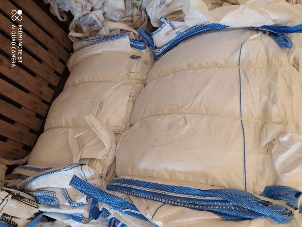 Worek Big Bag Używane Big bagi 93x93x105cm na nasiona,paszę,owies