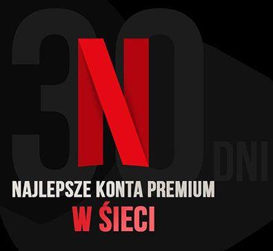 Netflix 90 DNI PREMIUM TV/XBOX/Smart/ Gwarancja
