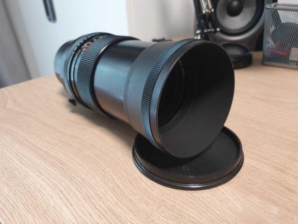 Obiektyw Carl Zeiss Jena DDR Sonnar MC 4/300 P-six