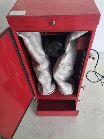 Aspirador vertical compativel com maquina jacto areia