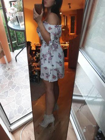 Sukienka hiszpanka 40 L