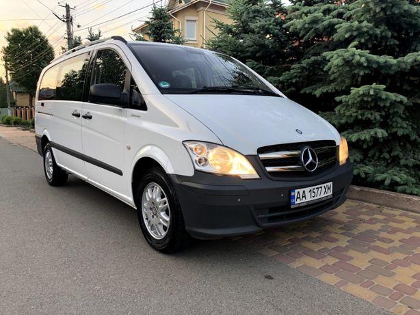 Mercedes-Benz Vito пасс. 116 LONG 2014
