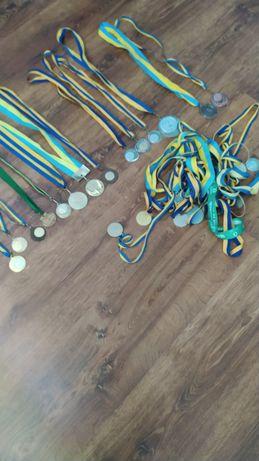 Продам медалі на змагання
