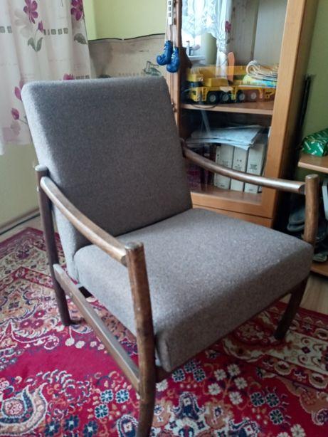 Fotel PRL.Stan bdb