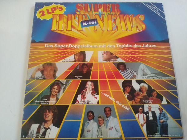 Płyta winylowa: Super Hits 2LP (Gazebo, Righeira)