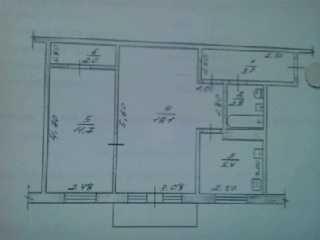 """Продам 2-кімнатну квартиру від власника біля ТРЦ """"Глобал"""""""