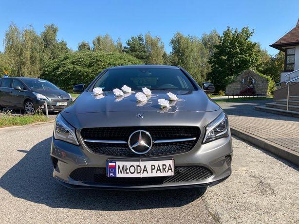 Auto do ślubu, Mercedes Tanio