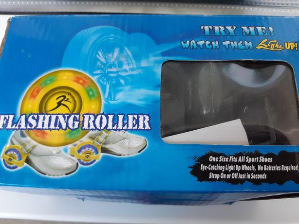 Ролики на пятки Flashing roller