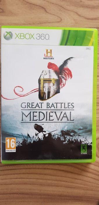 Xbox 360 Great Battles medieval Piotrków Trybunalski - image 1